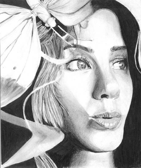Jennifer Aniston by kippetje
